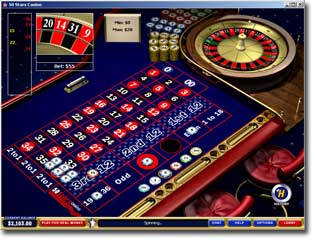 onlin casino play roulette now