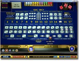 europa casino online roll online dice